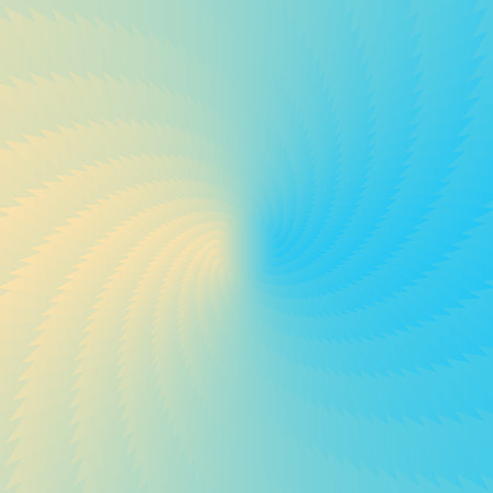 Abstract gradient blue and white vector background Ilustração