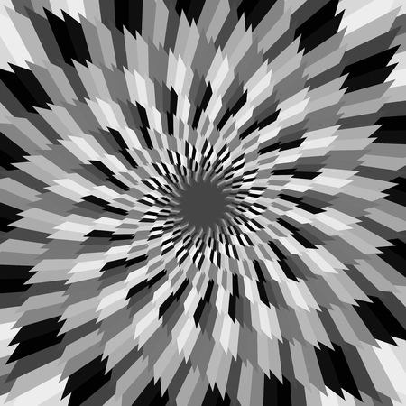Abstract black and white flower background Reklamní fotografie