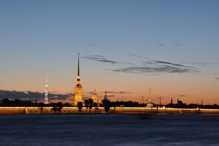 Saint-Petersburg, Petropavlovskaya fortress