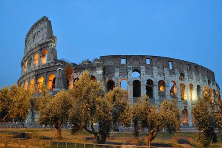 Coliseum, Rome photo