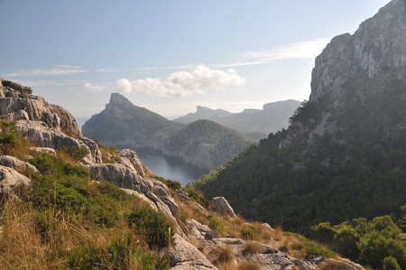 Mallorca, Cape Formentor photo