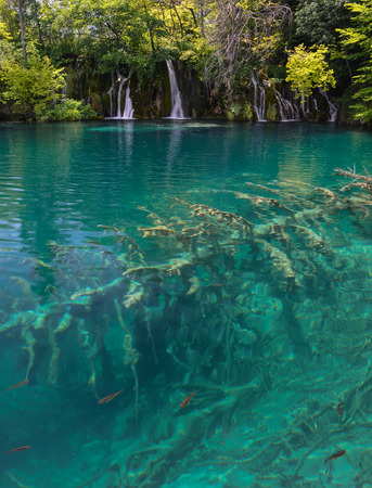 plitvice: Plitvice Lakes National Park