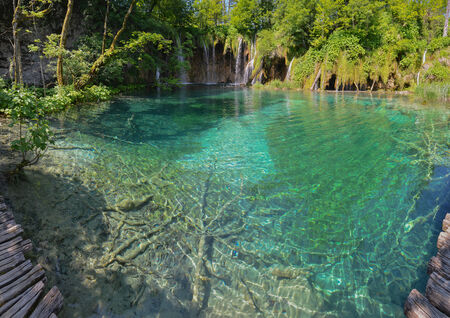 Plitvice Lakes National Park photo