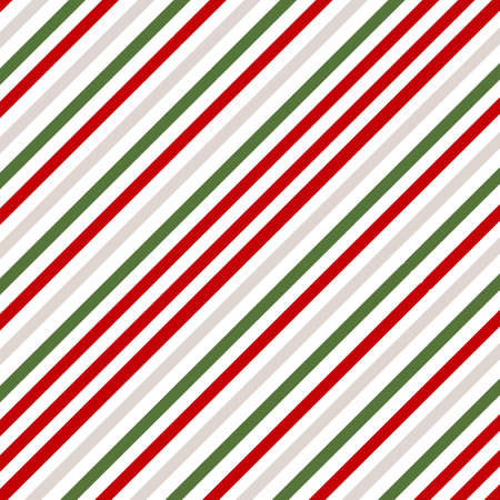 Parallel Stripes In A Seamless Geometric Pattern