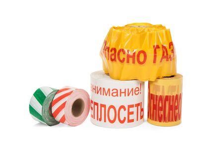 Hanks of tapes prevention