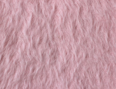 napped: Texture of fluffy fabric - angora woolen cloth Stock Photo