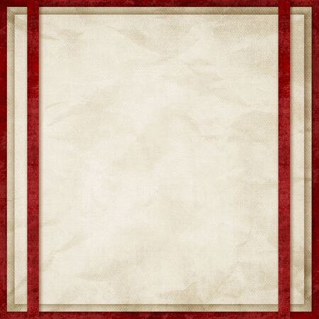 Card for invitation or congratulation on the abstract background