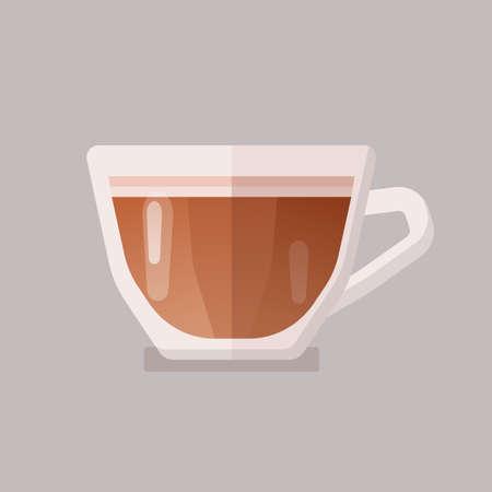 Coffee cappuccino icon vector illustration. 版權商用圖片 - 166216348