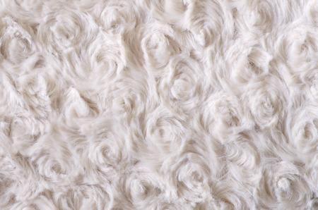 fleecy: Background - texture artificial fur beige