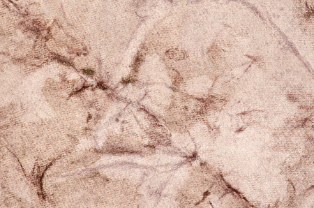 dissemination: Brown background with stains - texture decorative colored paper