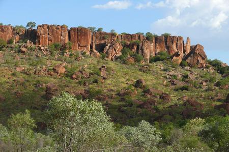 Australia, Western Australia, National park Victoria River.