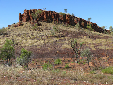 storied: Storied australian outback. Australia, Northern territory.