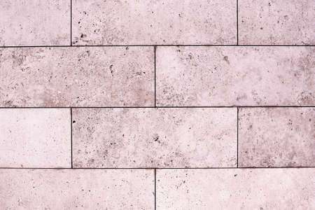 tile, marble, concrete aged texture. old, vintage pinkbackground. gold with roughness and cracks