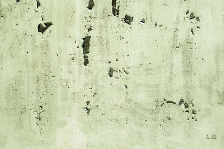 Green, celadon, texture. old rusty wall backgrounds. roughness and cracks.