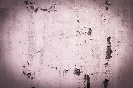 pink, purple, lilac, texture. old rusty wall backgrounds. roughness and cracks. frame, vignette