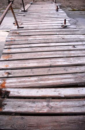 bridging: bridge Stock Photo