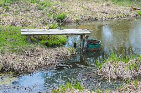 bridge Standard-Bild