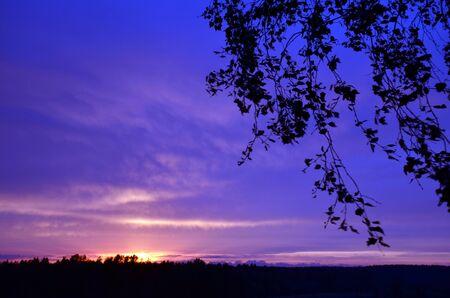 picturesque view Standard-Bild