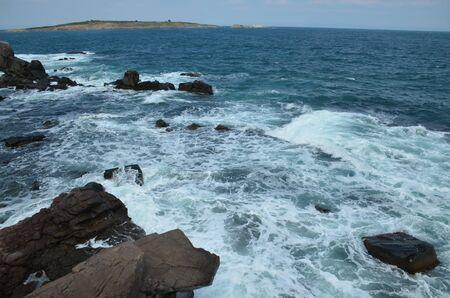 Rocks Standard-Bild