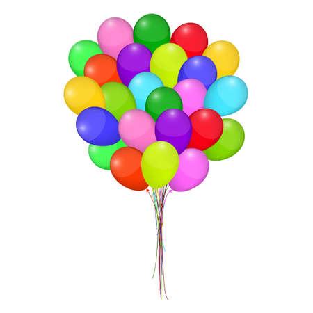 Ð¡olorful balloons