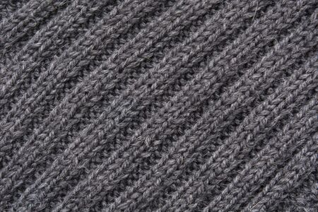 ashy: Texture of knitted handmade for wallpaper and an abstract background Stock Photo