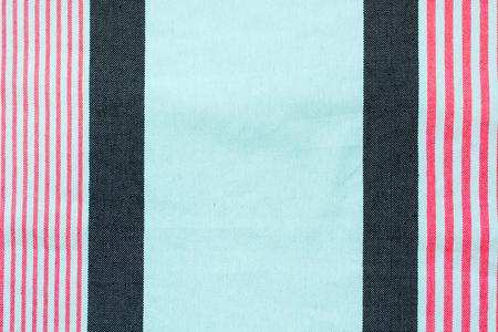 Stripe fabric texture. Summer bearch towel