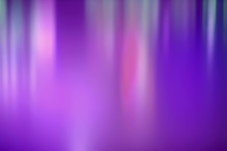 Beautiful abstract bright background with real light reflection, blurred style. Rays of violet shades. for modern backdrop, substrate, composition use Stock Photo