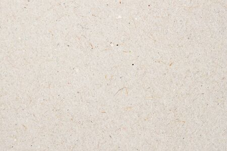 celulosa: Paper texture cardboard background for design with copy space text or image. Recyclable material that looks virtually identical to the plain , but has small inclusions of cellulose Foto de archivo