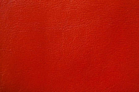 Background classic red color leather texture. For your backdrop, with copy space