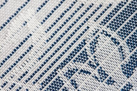 diagonal stripes: Close-up fabric texture background, With part of the pattern with copy space for text or image.