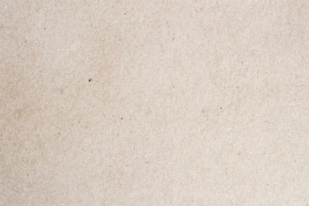 inclusions: Paper texture cardboard background for design with copy space text or image. Recyclable material that looks virtually identical to the plain , but has small inclusions of cellulose Stock Photo