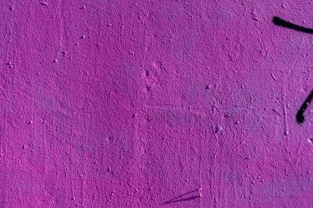 보라색 컬러와 추상 grunge 텍스처 배경입니다. 오래 된 거친 더러운 금속 표면 확대, 복사본에 대 한 공간에 세 페인트 스톡 콘텐츠