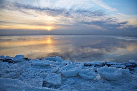 Russia. Gulf of Finland