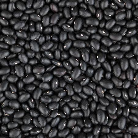 Black beans background