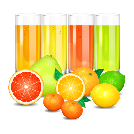 lemon lime: Fresh citrus juice and fruits. Citrus fruits (orange, lemon, lime, grapefruit, pomelo, mandarin).