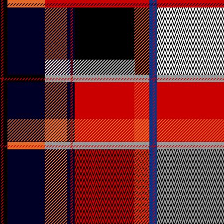 Retro textile design collection. Pattern for shirts, coats, napkins.