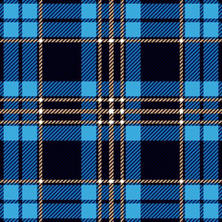 Retro Textilentwurfssammlung. Traditioneller Tartandruck. Standard-Bild - 70652296