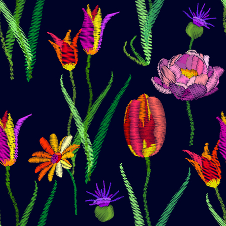 Retro textile collection