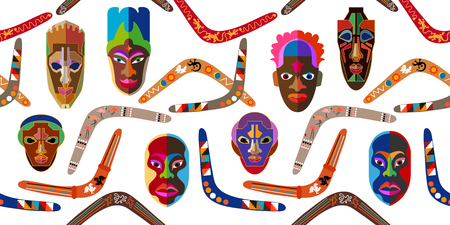 Ethnic textile collection. Illustrarion for fashion and textile design.