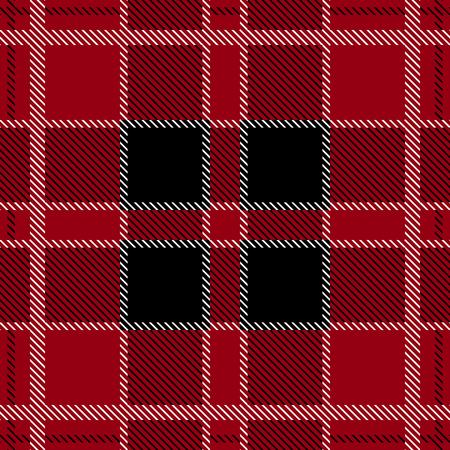 Imprimé textile classique à carreaux et rayures. Conception de tissu à la mode avec des motifs anglais et français. Modèle pour plaids, chemises, costumes, robes. Vecteurs