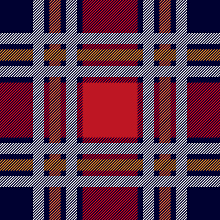 Seamless vector pattern with classical palette. Template for plaids, shirts, suits, dresses.