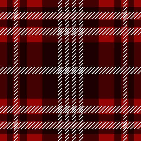 Seamless geometric pattern for scarfs, plaids, coats, suits, uniform. Winter textile collection. Çizim