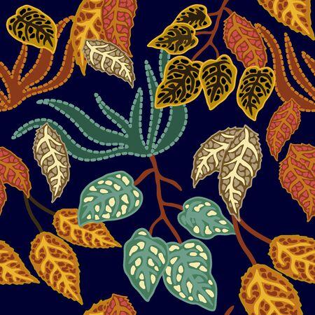 Vintage textile design collection.