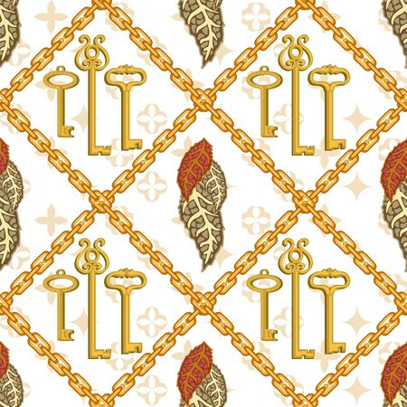 Template for textile design, cards, gift wrappings and wallpaper. On white background. 일러스트