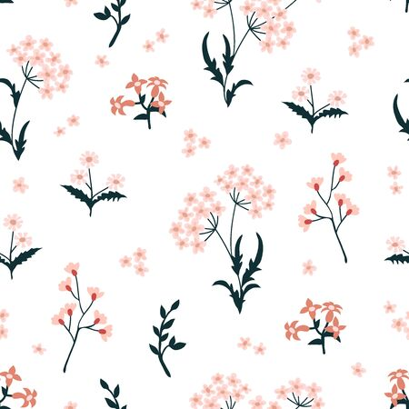 Template for textile design, cards, gift wrappings.