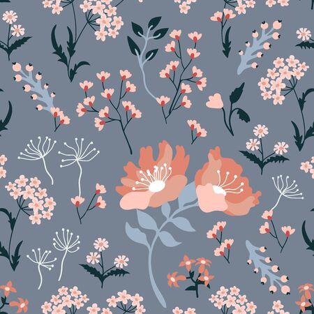Template for textile design, cards, scrapbook.
