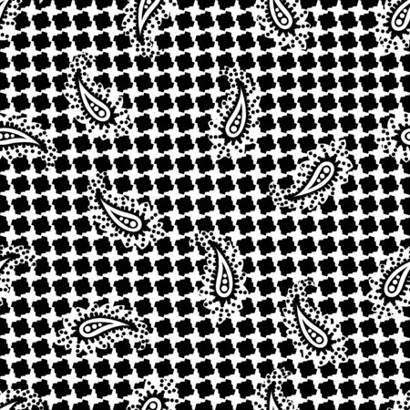Template for scarves, dresses, shirts and home decorations.