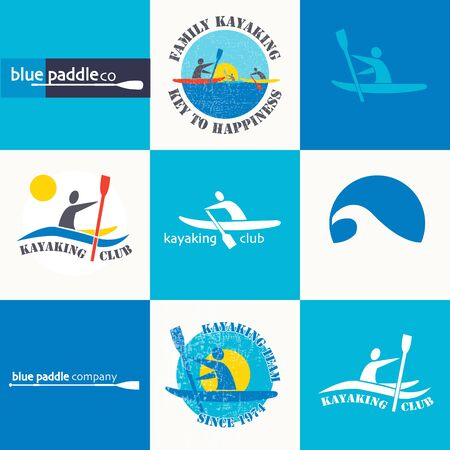 530 Paddle Board Stock Vector Illustration And Royalty Free Paddle ...