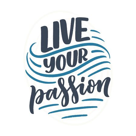 Funny hand drawn lettering quote. Cool phrase for print and poster design. Inspirational feminism slogan. Greeting card template. Vector