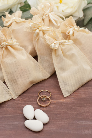 favor: Wedding favor